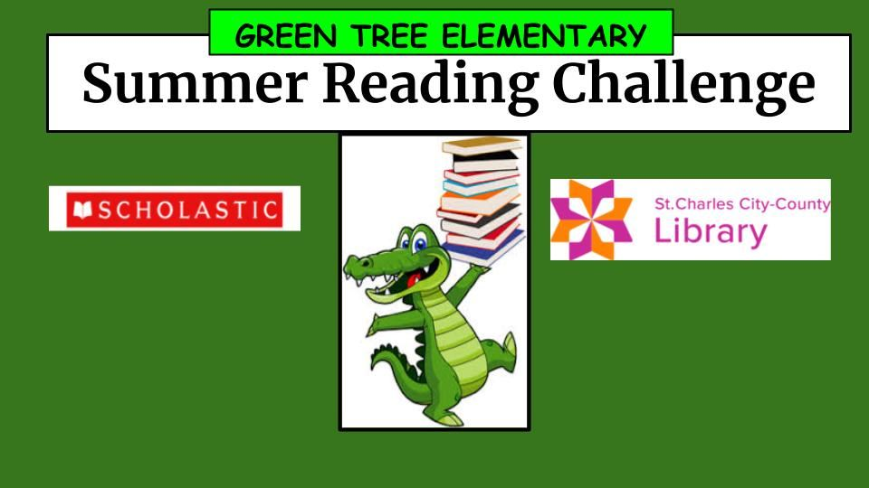 GTE Summer Reading Challenge