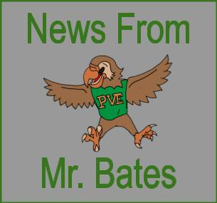 News From Mr. Bates