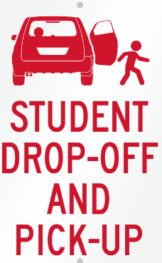 Student Drop Off and Pick Up