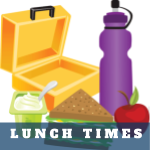 Lunch & Recess Times