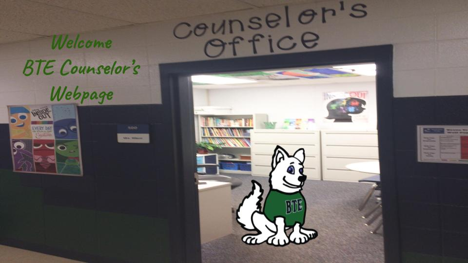BTE Counselor's Webpage