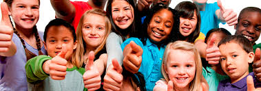 kids thumbs up